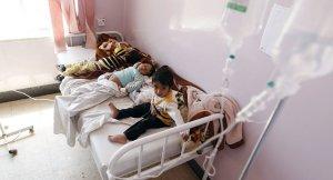 patients of cholera